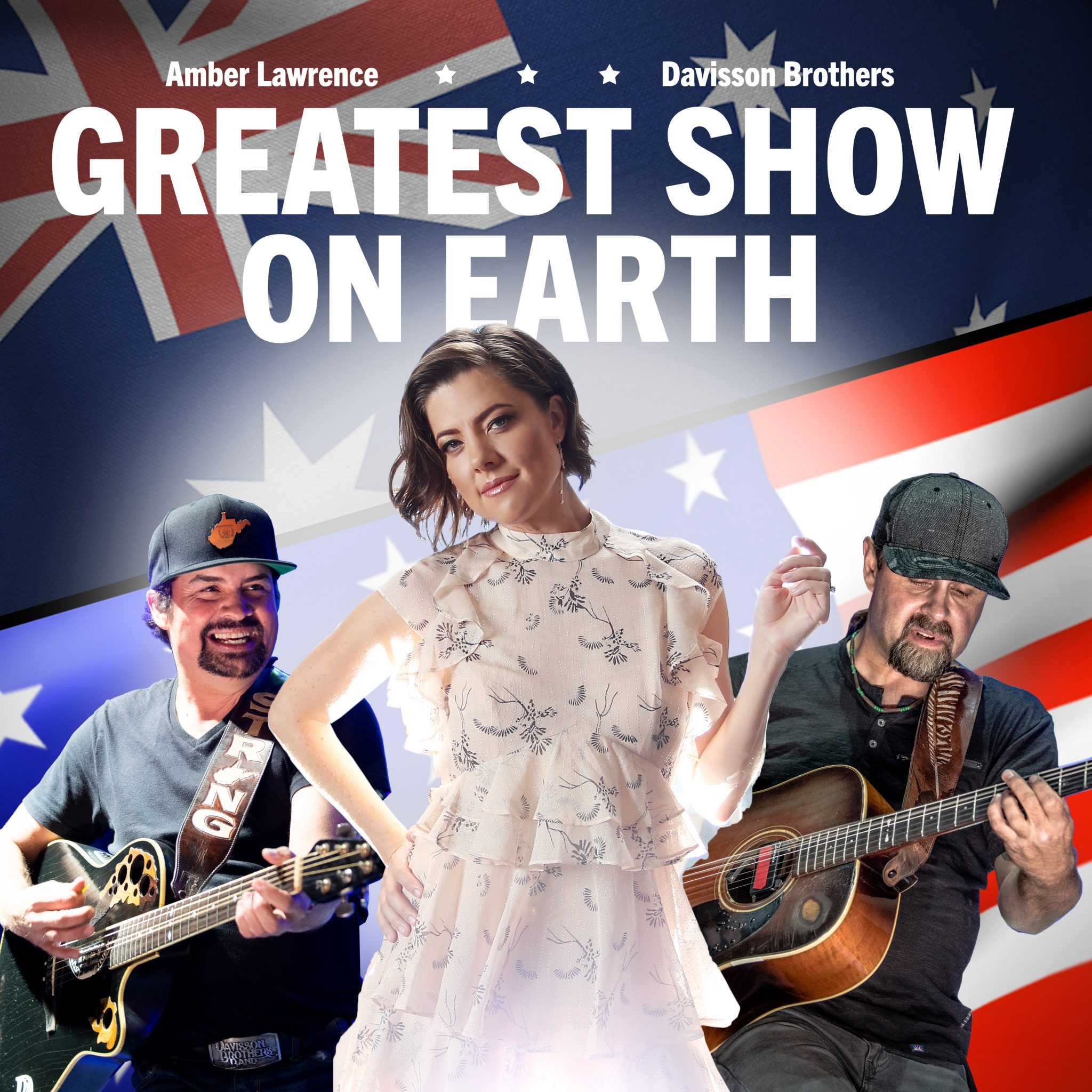 Greatest Show on Earth Out Now